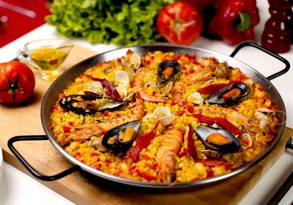 The best paella in Barcelona-Guitó restaurant