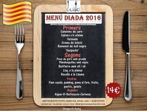 day menu 2016 in barcelona cat